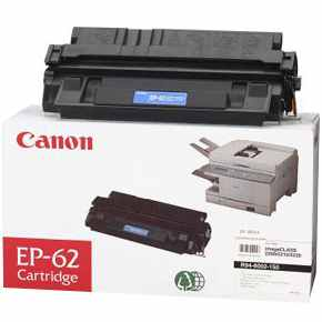 Genuine Canon EP-62 Black Toner Cartridge