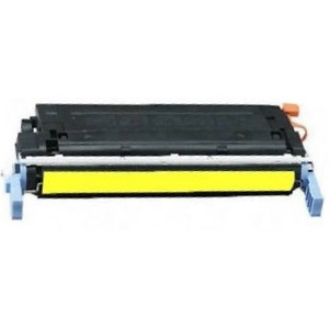 Compatible Canon EP-85Y Yellow Toner Cartridge