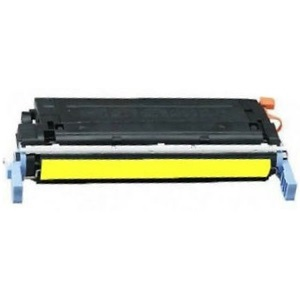 Compatible Canon EP-86Y Yellow Toner Cartridge