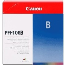 PFI-106B Ink Cartridge - Canon Genuine OEM (Blue)
