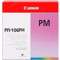 Genuine Canon PFI-106PM Photo Magenta Ink Cartridge