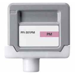 Compatible Canon PFI-301PM Photo Magenta Ink Cartridge
