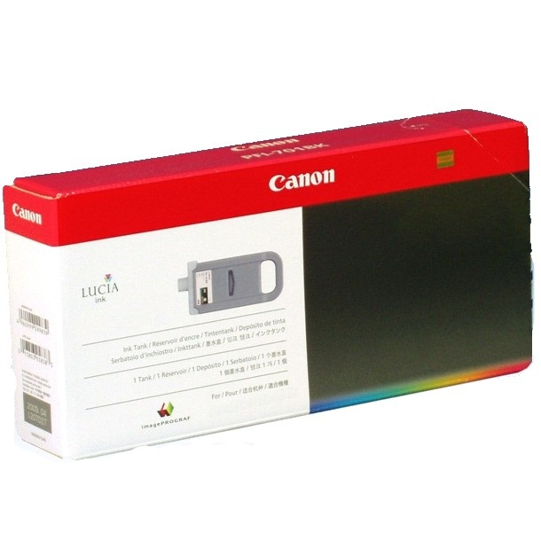 Genuine Canon PFI-306BK Black Ink Cartridge