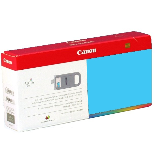 Genuine Canon PFI-306PC Photo Cyan Ink Cartridge