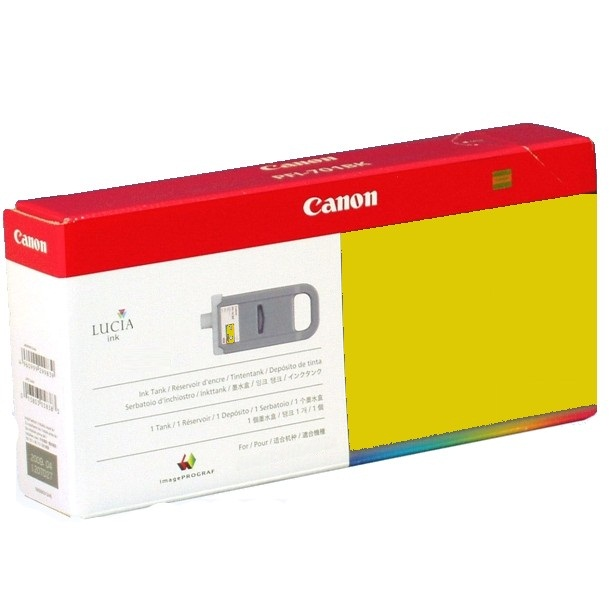Genuine Canon PFI-306Y Yellow Ink Cartridge