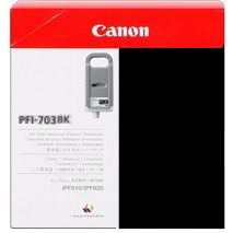 PFI-703BK Ink Cartridge - Canon Genuine OEM (Black)