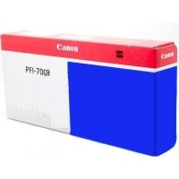 Genuine Canon PFI-706B Blue Ink Cartridge