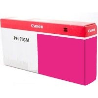 PFI-706M Ink Cartridge - Canon Genuine OEM (Magenta)