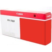 Genuine Canon PFI-706R Red Ink Cartridge