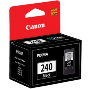 PG-240 Ink Cartridge - Canon Genuine OEM (Black)