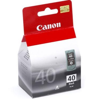 PG-40 Ink Cartridge - Canon Genuine OEM (Black)