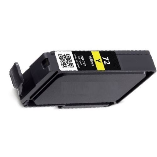PGI-72Y Ink Cartridge - Canon Compatible (Yellow)