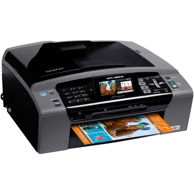 Brother MFC-5490CN Ink Cartridges