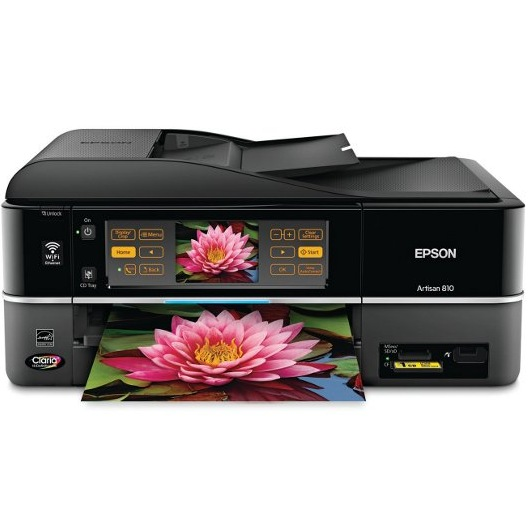 Epson Artisan 810 Ink Cartridges