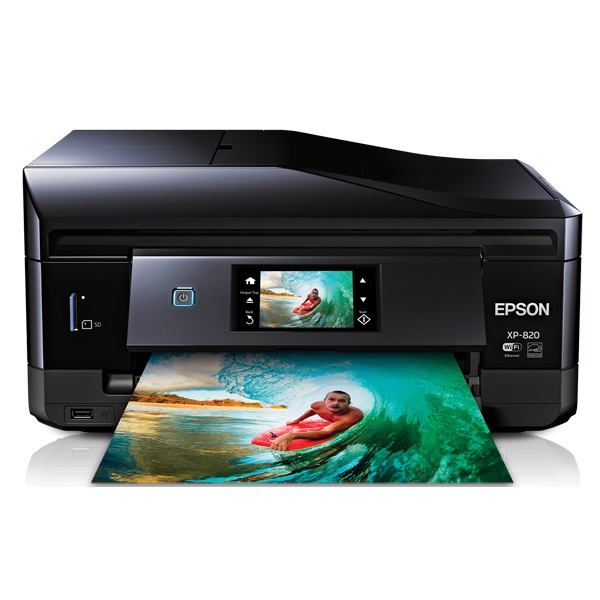 Epson Expression Premium XP-820 Ink Cartridges