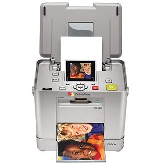 Epson PictureMate Flash PM 280 Ink Cartridges