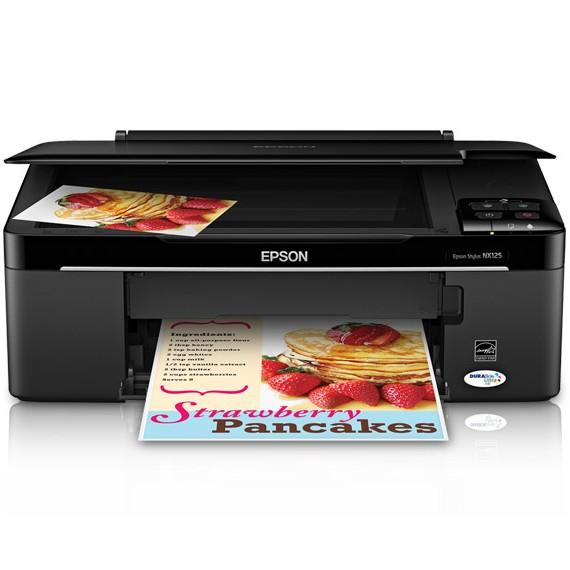 Epson Nx127 Printer Driver