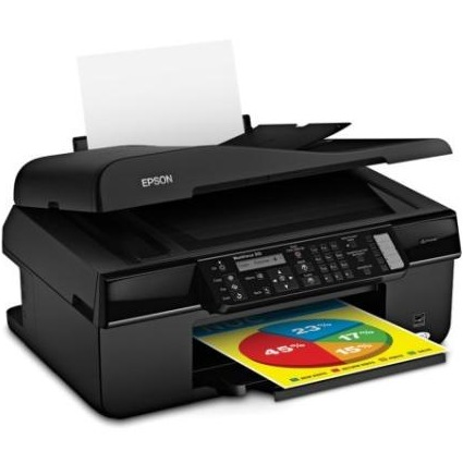 Epson WorkForce 310 Ink Cartridges