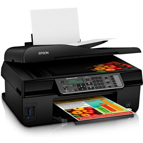 Epson WorkForce 435 Ink Cartridges