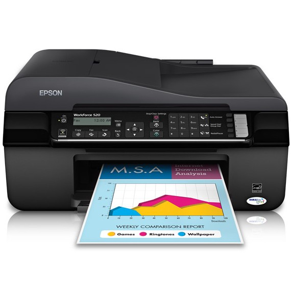 Epson WorkForce 520 Ink Cartridges