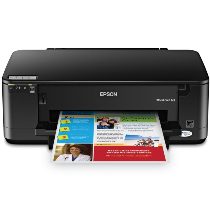 Epson WorkForce 60 Ink Cartridges