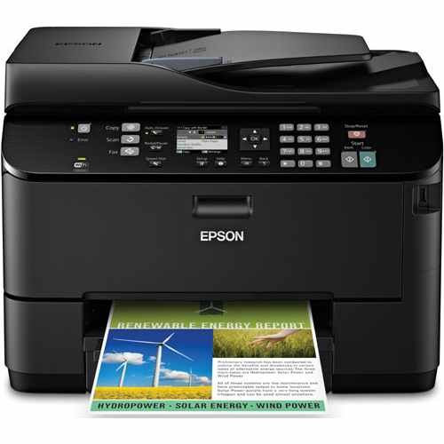 Epson WorkForce Pro WP-4530 Ink Cartridges