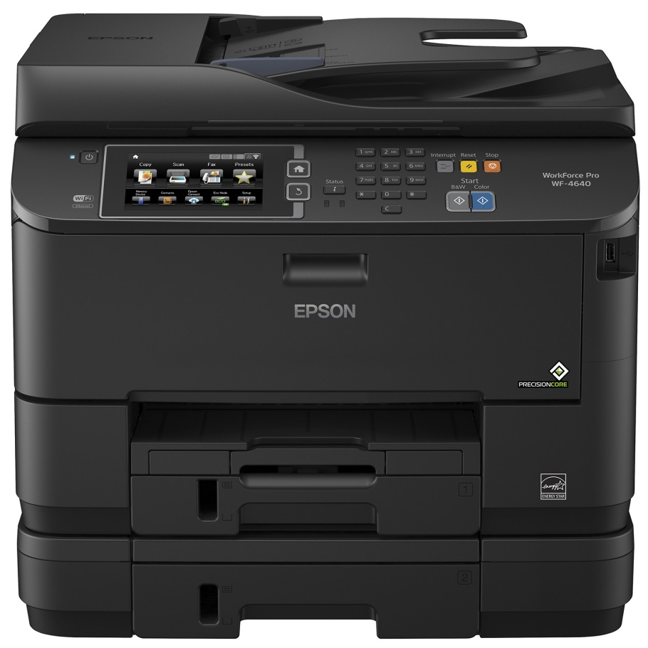 Epson WorkForce Pro WF-4640 Ink Cartridges