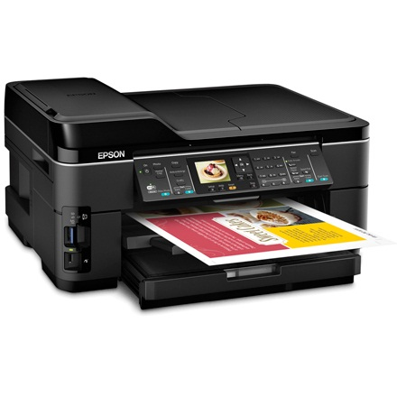 Epson WorkForce WF-7510 Ink Cartridges