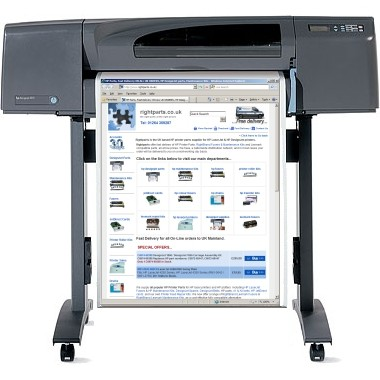 HP DesignJet 430 Ink Cartridges