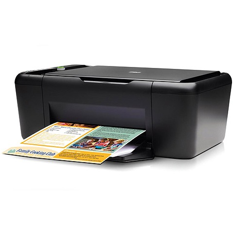 HP Deskjet F4440 Ink Cartridges