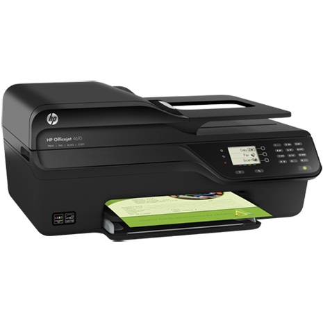 HP OfficeJet 4610 Ink Cartridges