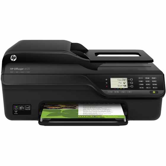 HP OfficeJet 4620 Ink Cartridges