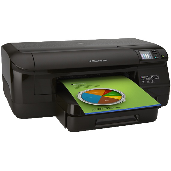 HP OfficeJet Pro 8100 Ink Cartridges