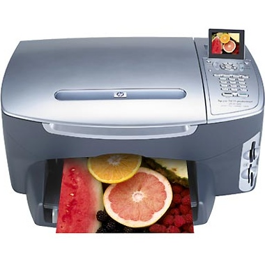 HP PSC 2410xi Photosmart All-in-One Printer