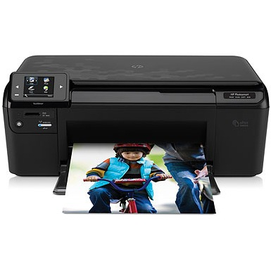 HP Photosmart e-All-in-One Printer - D110a Ink Cartridges