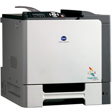 Konica-Minolta magicolor 5440DL Toner Cartridges