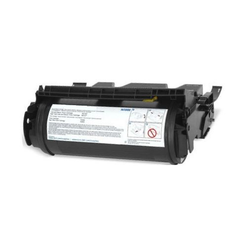 Compatible Dell 310-4585 Black Toner Cartridge