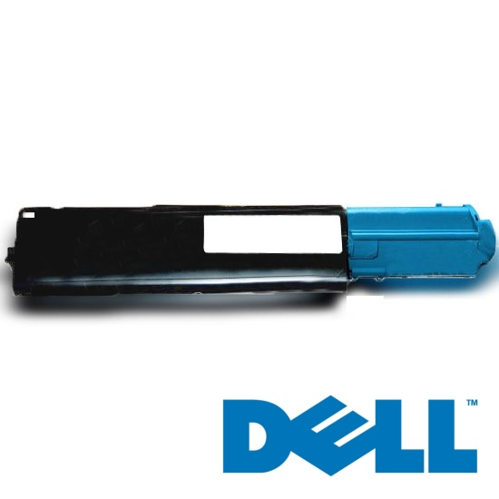 Genuine Dell 310-5739 Cyan Toner Cartridge