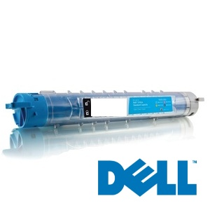 310-5810 Toner Cartridge - Dell Genuine OEM (Cyan)