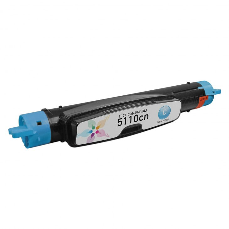 310-7891 Toner Cartridge - Dell Remanufactured (Cyan)