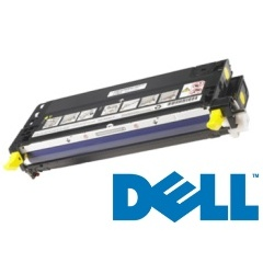 Genuine Dell 310-8099 Yellow Toner Cartridge
