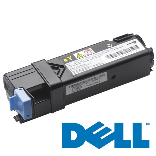 Genuine Dell 310-9062 Yellow Toner Cartridge