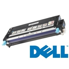 Genuine Dell 330-1199 Cyan Toner Cartridge