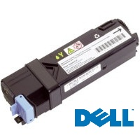 Genuine Dell 330-1418 Yellow Toner Cartridge