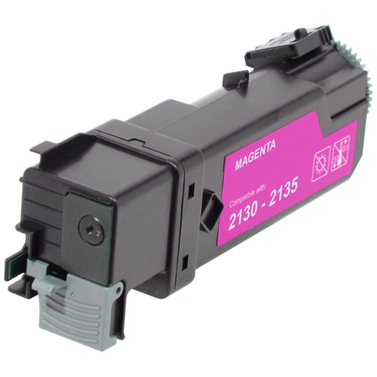 Compatible Dell 330-1433 Magenta Toner Cartridge
