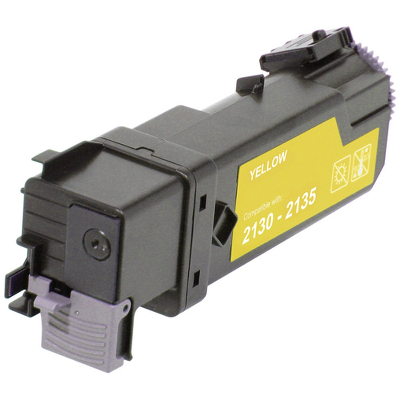 Compatible Dell 330-1438 Yellow Toner Cartridge