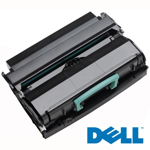 Genuine Dell 330-2667 Black Toner Cartridge