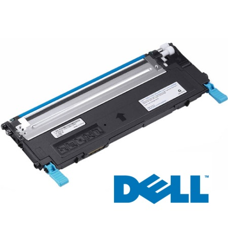 Genuine Dell 330-3015 Cyan Toner Cartridge