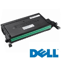Genuine Dell 330-3785 Black Toner Cartridge