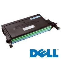 Genuine Dell 330-3788 Cyan Toner Cartridge